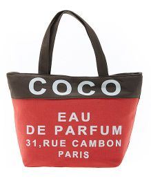 EZ Life Coco Print Carry Bag - Red