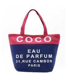 EZ Life Coco Print Carry Bag - Blue