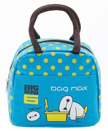 EZ Life Big Hero Lunch Box Bag - Blue