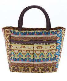 EZ Life Tribal Pritn Carry Bag - Multicolour