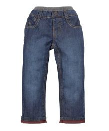 Mothercare Full Length Jeans - Blue