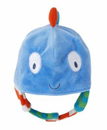 Mothercare Novelty Dinosaur Hat - Blue