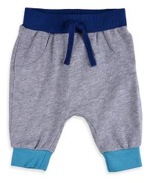 Mothercare Full Length Joggers With Drawstring - Grey