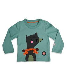 Mothercare Full Sleeves T-Shirt - Green