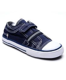 Mothercare Canvas Shoes - Navy Blue
