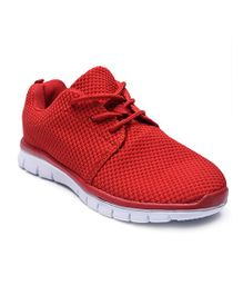 Mothercare Sports Shoes - Red