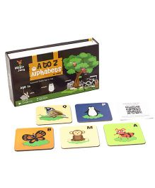 Augment Works A to Z Animals 3D Reality Flash Cards - 26