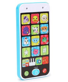 ABC Laugh & Learn Smart Phone - Blue