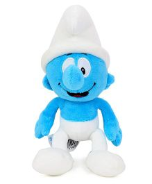 Smurfs Soft Toy Standard White Blue - 20 cm