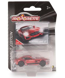 Majorette Limited Edition Mercedes Toy Car - Red