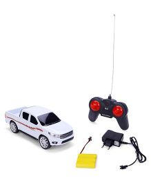 TurboS Urban Drive Remote Controlled Car - White
