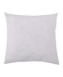 Pluchi Baby Sqaure Pillow Filler - White