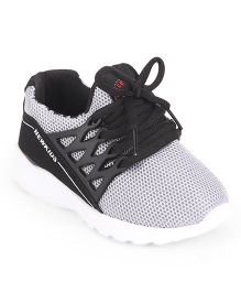 Cute Walk by Babyhug Sports Shoes - Grey