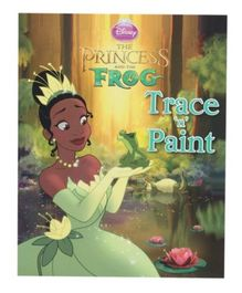 Disney Princess and the Frog (Trace 'n' Paint)