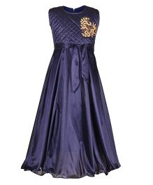 Aarika Elegant Party Wear Gown - Blue