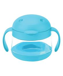 Ubbi Tweat Snack Container Blue - 250 ml