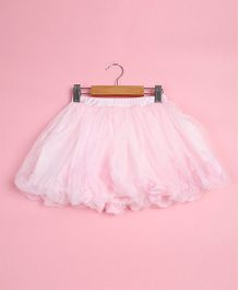 Awabox Graceful Frill Skirt - Pink
