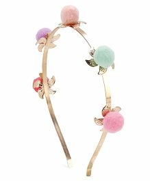 Treasure Trove Stylidh Hair Band - Multicolor