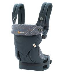 Ergobaby Four Position 360 Baby Carrier - Dusty Blue