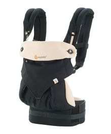 Ergobaby Four Position 360 Baby Carrier - Black