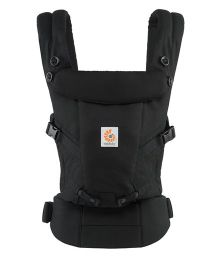 Ergobaby Adapt 3 Way Baby Carrier - Black