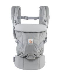 Ergobaby Adapt 3 Way Baby Carrier - Pearl Grey