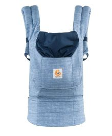 Ergobaby 3 Position Original Baby Carrier - Vintage Blue