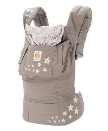 Ergobaby 3 Position Original Baby Carrier - Grey