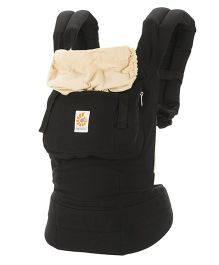 Ergobaby 3 Position Original Baby Carrier - Black