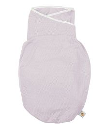 Ergobaby Cotton Polyester Knitted Swaddler - Light Pink