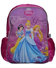 Disney Princess Magical Back Pack - 12.5 Inches