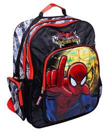 Simba - Spiderman Print School Bag