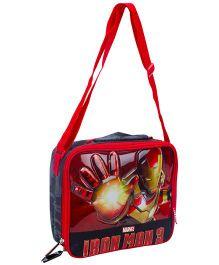 Simba Iron Man 3 Light Of Power Lunch Bag