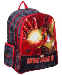 Simba - Iron Man 3 Printed School Bag