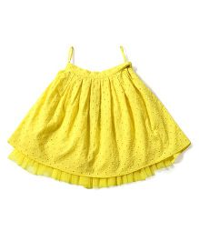 Tiddlywings  French Fairy Skirt - Yellow