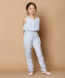 Tiddlywings Trendy Playsuit - Blue