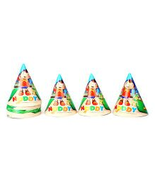Noddy Paper Hats - 20 Pieces