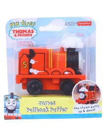 Fisher Price Thomas Pullback Puffer Engines - Red