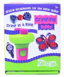Quill On Crimping Buddy - Pink