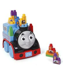 Fisher Price Thomas Build And Go Building Blocks Set Multi Color - 20 Pieces