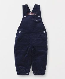 TBB Casual Dungaree - Dark Blue