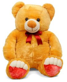 Liviya Teddy Bear Soft Toy Brown - Height 82 cm