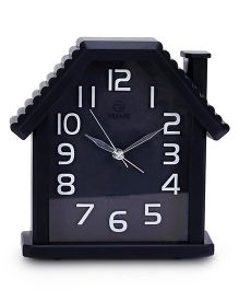 House Shape Alarm Clock (Color May Vary)