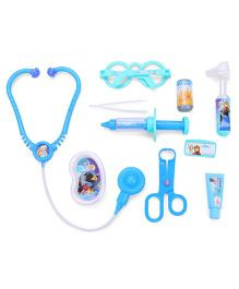 Disney Frozen Doctor Set Multi Color - 10 Pieces