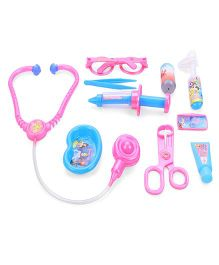 Disney Princess Doctor Set Multi Color - 10 Pieces