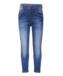 Tales & Stories Narrow Fit Jeans - Blue