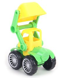 Grv Construction Toy Vehicle - Green & Yellow