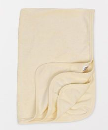 Mee Mee Towel Monkey Embroidery - Cream
