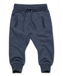 Fox Baby Full Length Lounge Pant - Blue