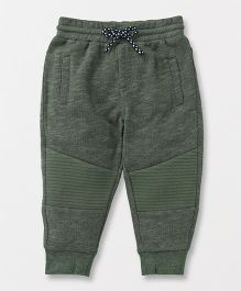 Fox Baby Full Length Lounge Pant - Green